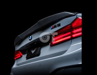 Спойлер задний Vorsteiner для BMW M5 F90