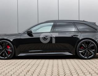 Комплект спортивной подвески H&R RS plus для Audi RS6 Avant