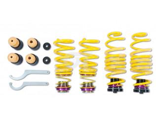 Комплект регулируемых пружин с занижением KW Suspensions для AUDI RS6 / RS7 (C8)