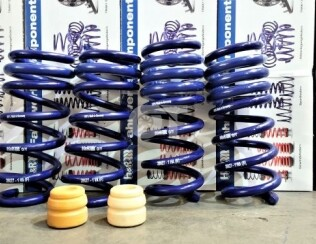 Комплект пружин H&R для BMW X5M F95 / X6M F96