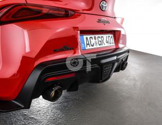 Выхлопная система AC Schnitzer для Toyota GR Supra