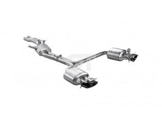 Выхлопная система Evolution Line (Titanium) AKRAPOVIC AUDI RS4 Avant B8