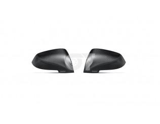 Карбоновые накладки на зеркала заднего вида (глянец) AKRAPOVIC BMW F82, F83 M4