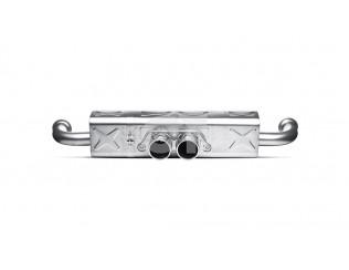 Link Pipe Set (титан) AKRAPOVIC PORSCHE 911 GT3 (991)