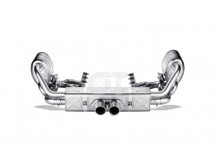 Выхлопная система  Evolution Line (Titanium) AKRAPOVIC Porsche911 GT3/RS (997 FL..