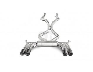 Выхлопная система Evolution (с карбоновыми насадками) AKRAPOVIC BMW F85 X5M