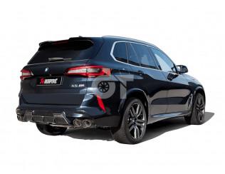 Выхлопная система Akrapovic для BMW X5M F95 / X6M F96 (с насадками)