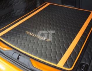 Коврик в багажник (велюровый) Mansory для Maserati Ghibli