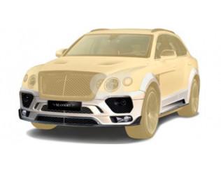 Комплект обвеса Widebody Mansory для Bentley Bentayga