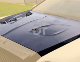 Капот v.1 Carbon MANSORY для Bentley Bentayga
