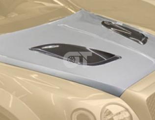 Капот v.1 MANSORY для Bentley Bentayga