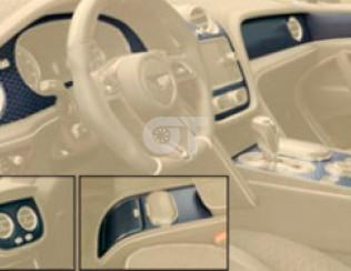 Карбоновые элементы в салон MANSORY для Bentley Bentayga