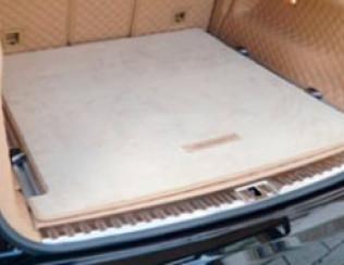 Коврик в багажник (велюровый) MANSORY для Bentley Bentayga
