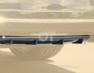 Диффузор заднего бампера Mansory для Bentley Mulsanne