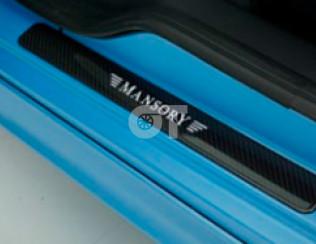 Накладки на пороги (с подсветкой) Mansory для Smart Fortwo