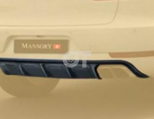 Диффузор заднего бампера Mansory для Porsche Macan