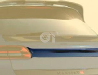 Накладка на крышку багажника (верхняя) Mansory для Porsche Macan