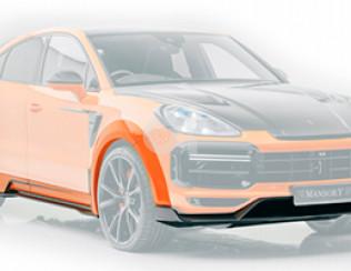 Комплект обвеса Widebody Mansory для Porsche Macan