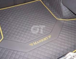 Коврик в багажник (велюровый) Mansory для Porsche Panamera 971