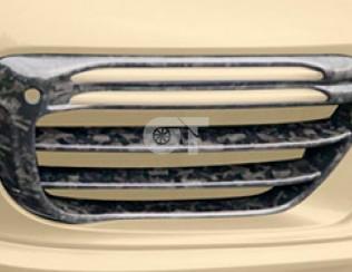 Накладки на передний бампер Mansory для Porsche 911 Turbo S