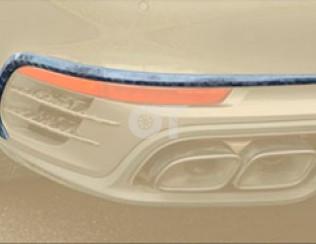 Накладки на задний бампер Mansory для Porsche 911 Turbo S