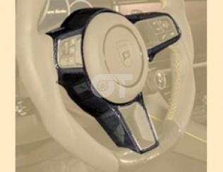 Вставки в руль Mansory для Porsche 911 Turbo S