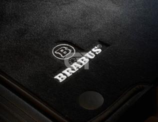 Велюровые коврики BRABUS C257 AMG CLS 53