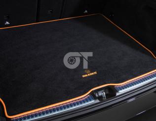 Велюровый ковер в багажник BRABUS GLC63 AMG X253