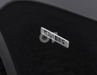 Логотип BRABUS на бортах автомобиля (комплект) GLC63 AMG C253