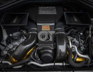 PowerXtra 850 6.0 Biturbo increase displacement — карбон (глянец) BRABUS 63/63S ..