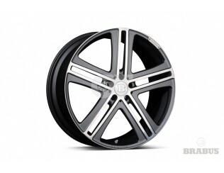 "Monoblock G ""Platinum Edition"" 22' BRABUS V 167 AMG GLE 63"