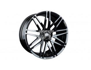 "Monoblock F ""Black Platinum"" 23'' BRABUS V 167 AMG GLE 63"