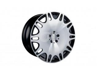 "Monoblock M ""Platinum Edition"" 24'' BRABUS V 167 AMG GLE 63"