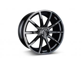 """Monoblock Z """"Platinum Edition"""" 24'' BRABUS V 167 AMG GLE 63"""