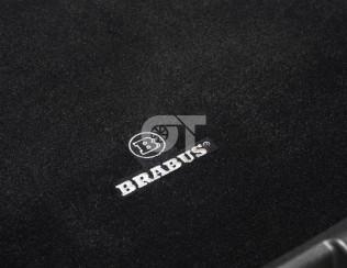 Велюровый ковер в багажник BRABUS GT63 AMG X290