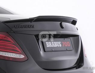 Задний спойлер на крышку багажника BRABUS S213 E63 AMG