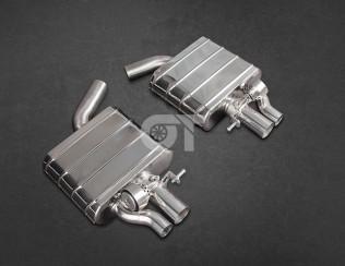 Выхлопная система Capristo для Audi RS 7 Sportback