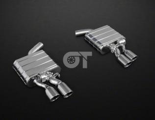 Выхлопная система Capristo для Audi S6/S7 (4G)