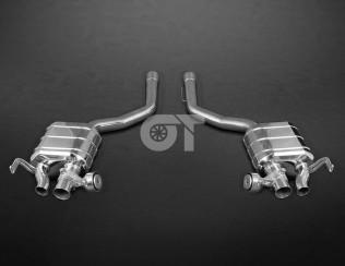 Выхлопная система Сapristo для Bentley Continental GT Speed W12