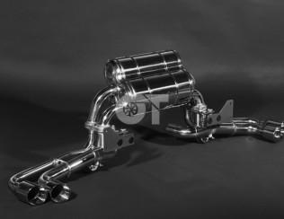Выхлопная система Capristo для Ferrari F430 Coupe