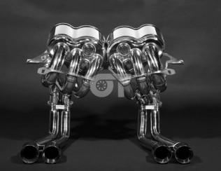 Выхлопная система Capristo для Lamborghini Diablo