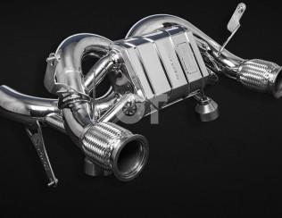 Выхлопная система Сapristo для Lamborghini Huracan Performante