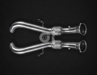 Даунпайпы Capristo для McLaren 675LT