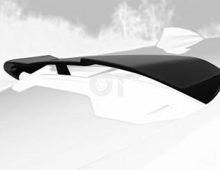 Спойлер крышки багажника для BMW X4 G02