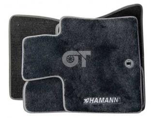 Коврики салона Hamann для BMW X6 G06