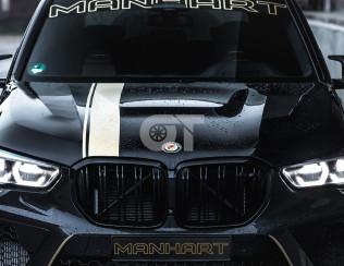 Карбоновый капот MANHART для BMW X5M F95 / X6M F96
