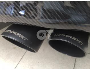 Насадки выхлопной системы Manhart для Audi (керамика)