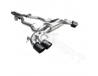 "Выхлопная система ""Slip-on Sport"" Manhart для BMW M8 F9x"
