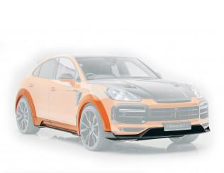 Аэродинамический комплект Mansory для Porshe Cayenne Coupe