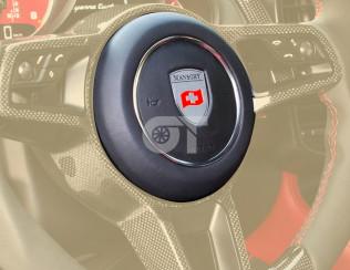 Крышка AIR BAG рулевого колеса Mansory для Porshe Cayenne E3